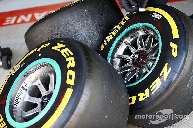 La Pirelli chiarisce il nuovo sistema di scelta delle gomme