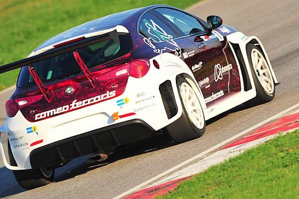 Buoni test per la Romeo Ferraris con la Giulietta