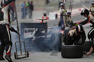FIA F2 Отчет о тестах Мацушита завершил тесты GP2 с лучшим временем