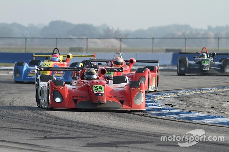 IMSA test set for Sebring in February