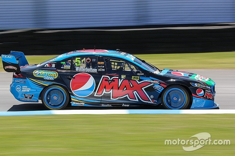 Mark Winterbottom sichert sich den V8-Supercar-Titel