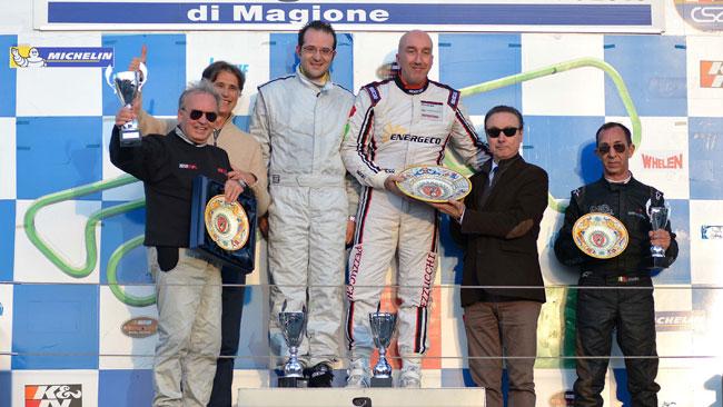 100 Miglia di Magione: vittoria per Pezzucchi/Paparelli