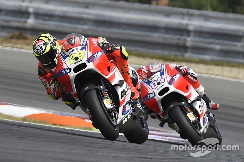 Mesmo com pódios, Ducati se diz insatisfeita com 2015