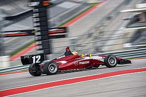 Indy Lights Breaking news Juncos optimistic about contending for two championships in 2016