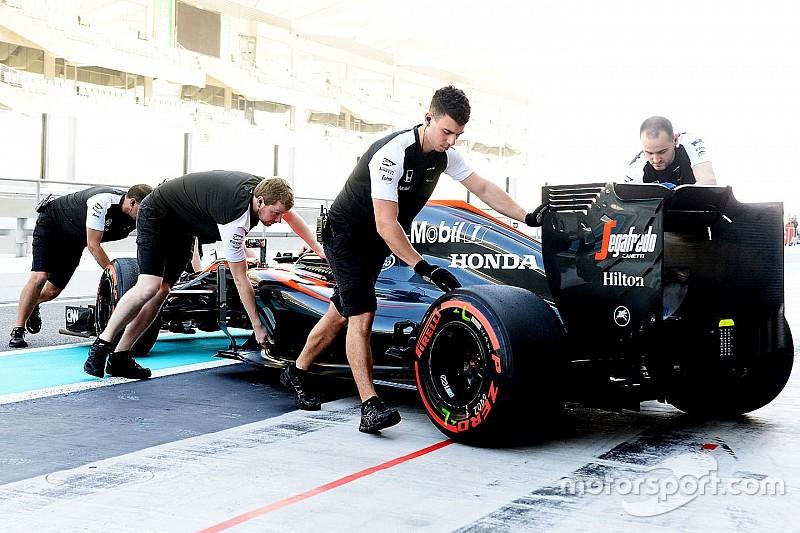 Les équipes doivent choisir leurs pneus pour Melbourne d'ici vendredi