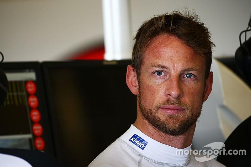 Button consideró dejar la F1 después de 2015