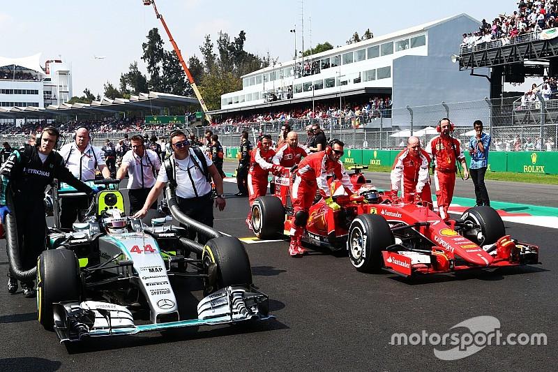 Экклстоун: Mercedes и Ferrari могут уничтожить Формулу 1