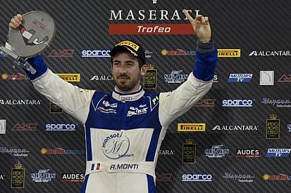 Monti vince gara 1 ad Abu Dhabi ed è campione