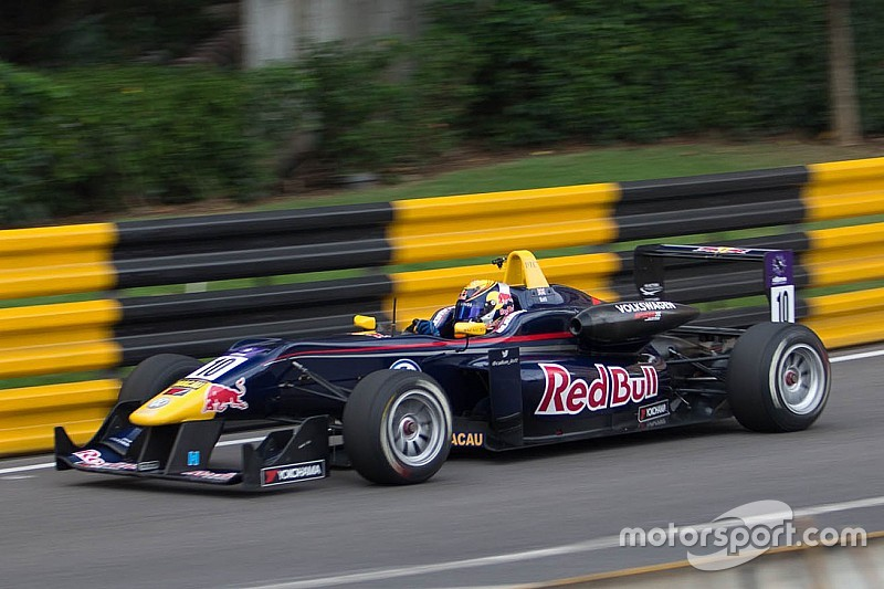 Red Bull announces three new junior drivers