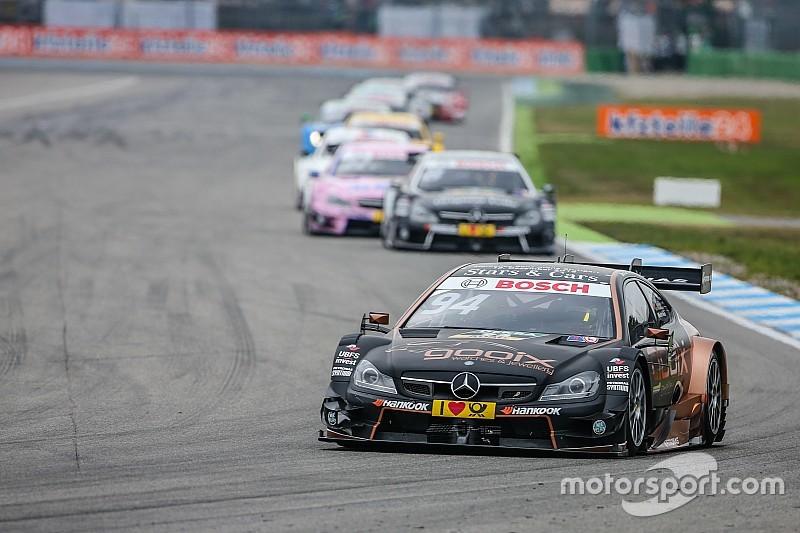 DTM 2016: Den Mercedes-Fahrerkader gibt's erst im neuen Jahr
