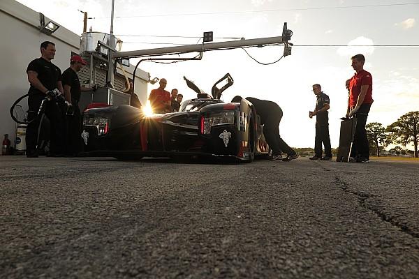 Audi: soddisfazione dopo il primo test della R18 2016