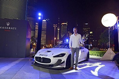 Kuppens è l'uomo dei record del Trofeo Maserati