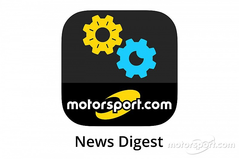Motorsport.com lanza nueva aplicación para dispositivos móviles