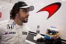 Alonso - On me parlera encore de l'année sabbatique en janvier