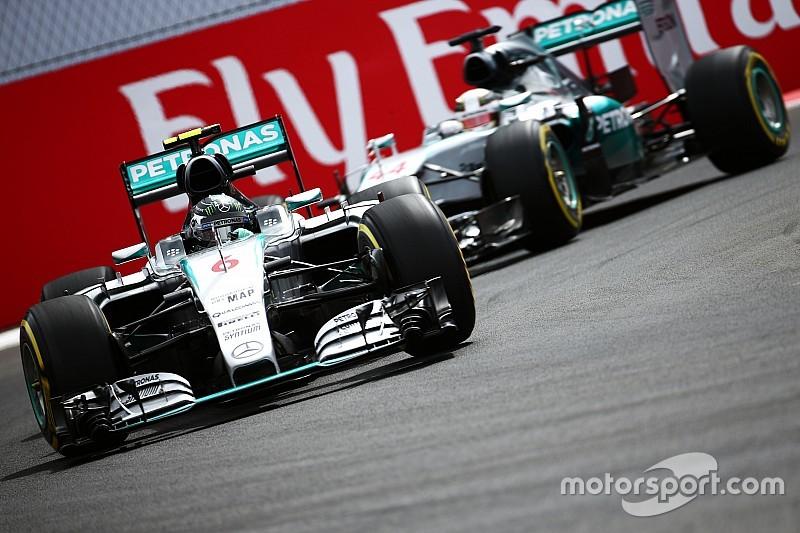 Вольф: Льюис и Нико – идеальное сочетание для Mercedes
