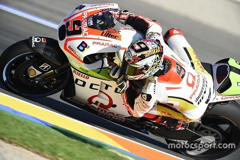 Petrucci staat achter keuze om Rossi voorbij te laten in Valencia