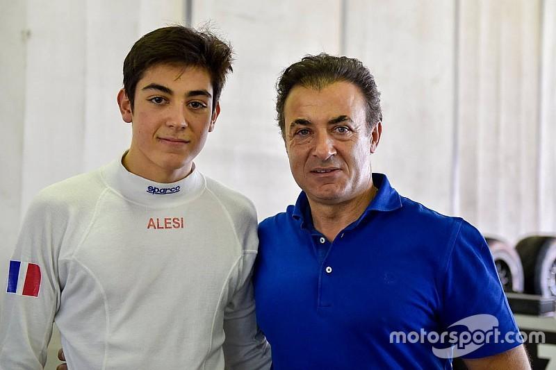 Filho de Alesi corre na GP3 em 2016