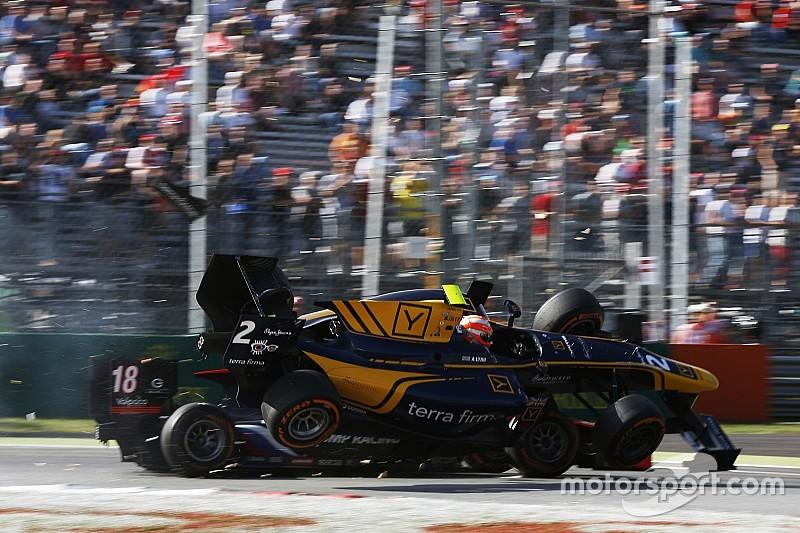 Les temps forts de la saison 2015 de GP2 Series