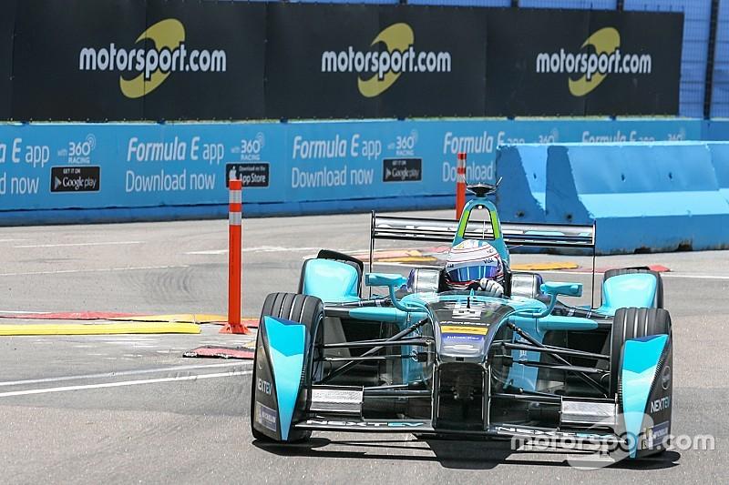 Mesmo com acidente no fim, Nelsinho Piquet vê evolução