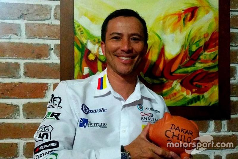 Solamente habrá un colombiano en Dakar