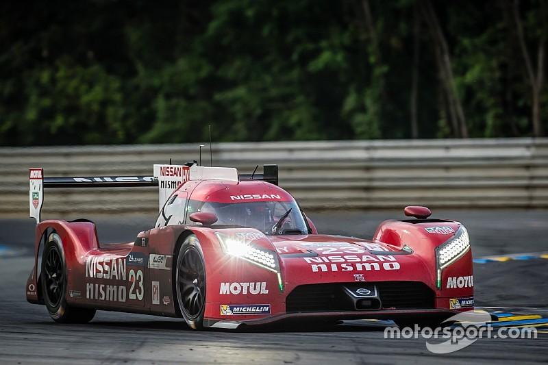 Nissan trekt LMP1-auto terug uit WEC