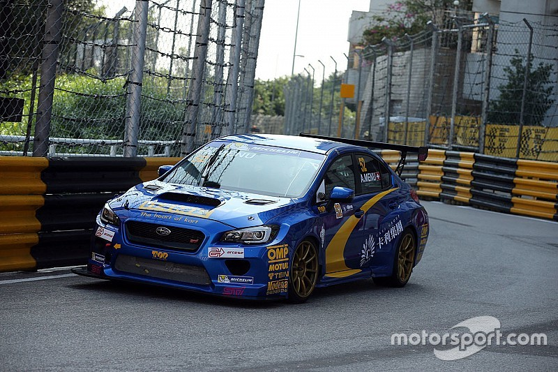 La Subaru Top Run pronta a sbarcare nel Tricolore
