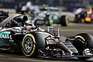 Lewis Hamilton: 'Dreigementen Wolff niet echt noodzakelijk'