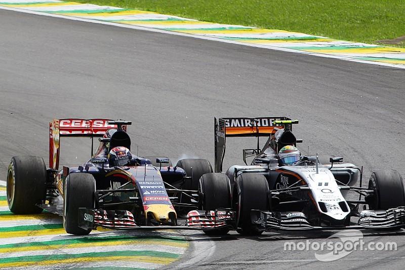 Verstappen: falta de potência ajudou em manobras arrojadas