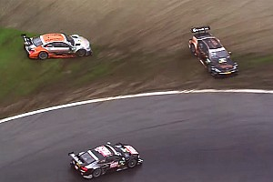 DTM Special feature Top Stories of 2015; #9: 'Push Him Out' DTM scandal