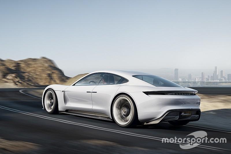Porsche-personeel moet salaris inleveren om Mission E te kunnen produceren