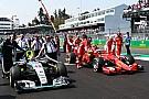 Para Mercedes, Ferrari tem maior potencial para 2016