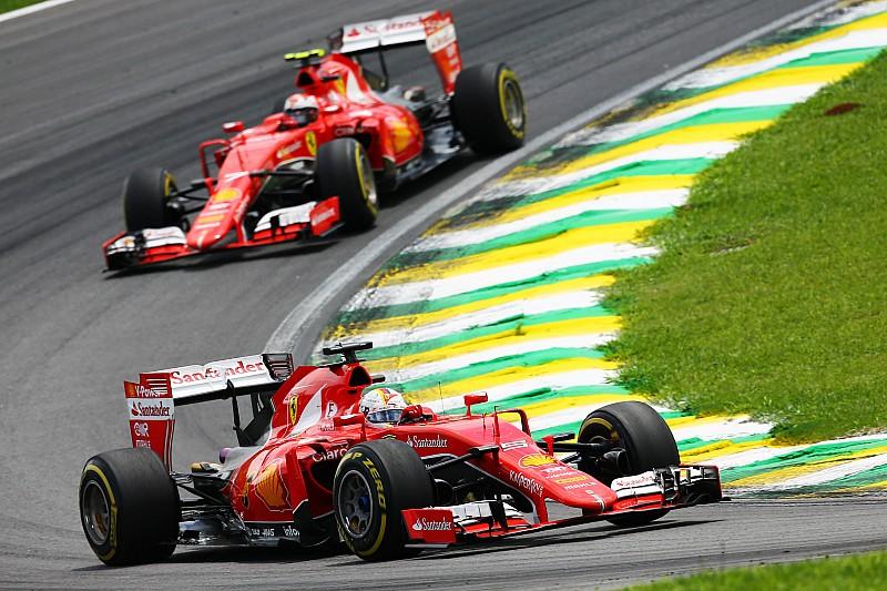 Raikkonen puede ayudar a Vettel a ganar el campeonato, dice Alesi