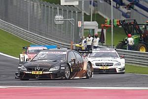 DTM 突发新闻 梅赛德斯做过的车队指令奥迪和宝马同样做过