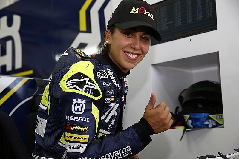 3f2f897cc3e Could Maria Herrera be MotoGP s big female star