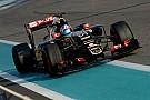 Maldonado cree que Palmer está listo para la F1