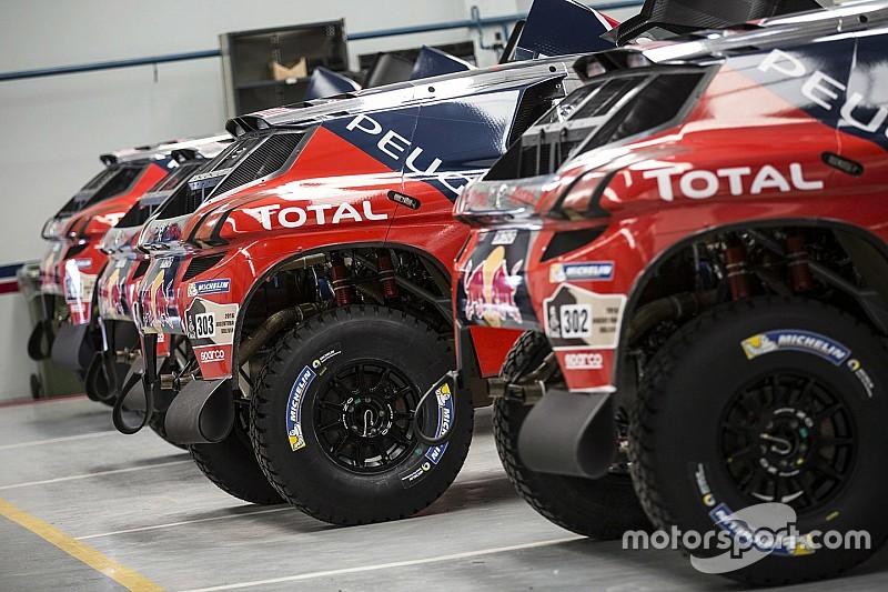 347 vehículos arrancarán el Dakar