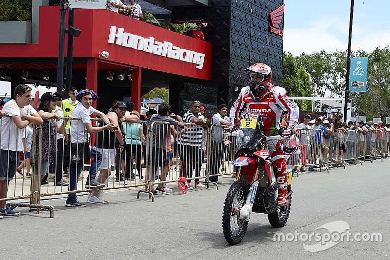 Goncalves: Stage cancellation saved my Dakar campaign