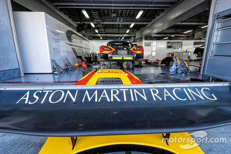 """No tendría sentido invertir en F1"", dice Aston Martin"