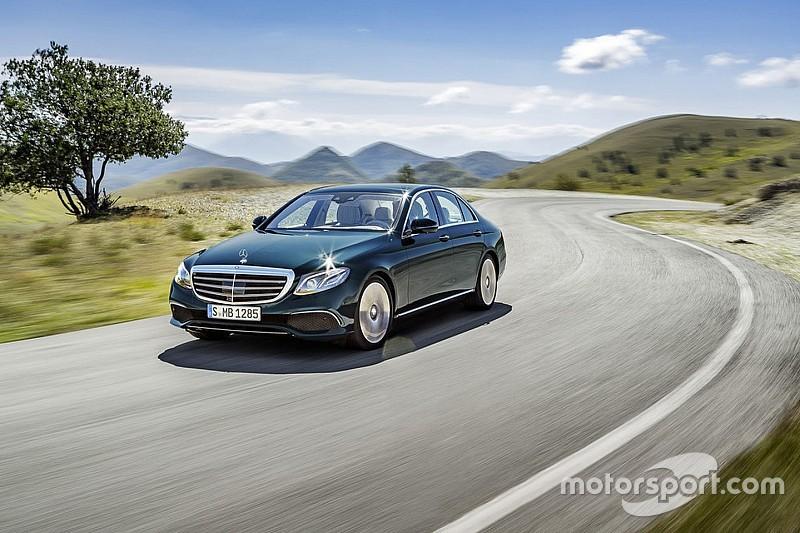 Foto's Mercedes E-Klasse lekken week voor presentatie al uit