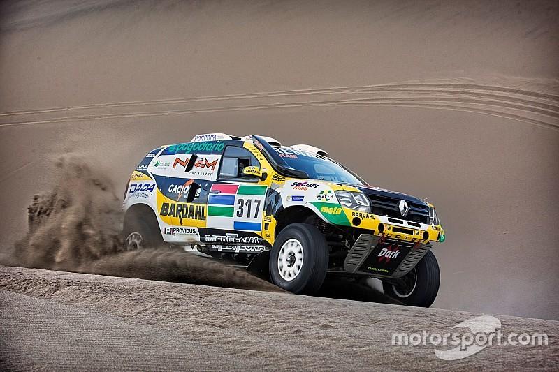 Cambio de distancia para el tercer día del Rally Dakar