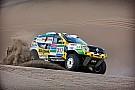 Mau tempo volta a reduzir especial do Rally Dakar