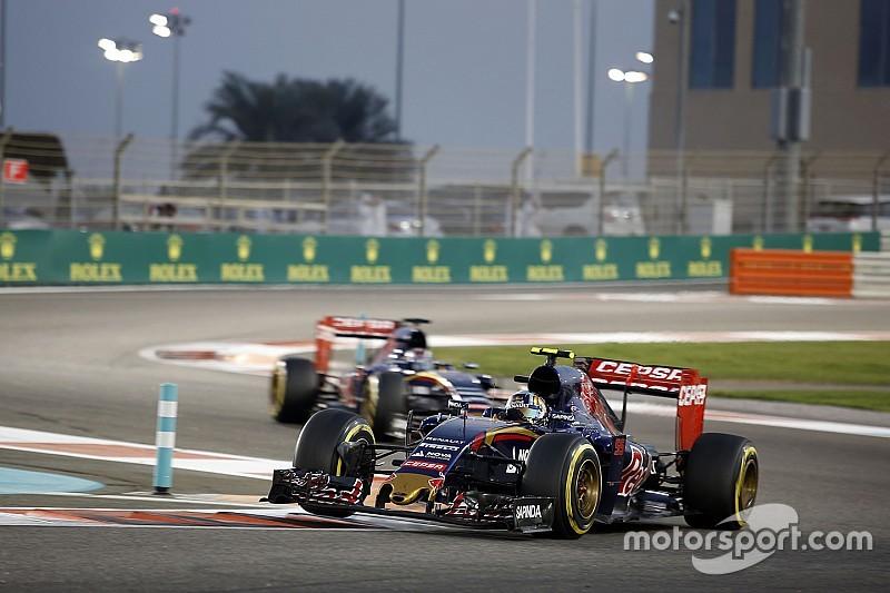 Sainz hoopt op minder stalorders bij Toro Rosso