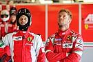 Bird reemplaza a Vilander en Ferrari WEC