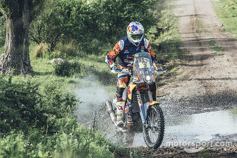 Price revive las esperanzas de KTM