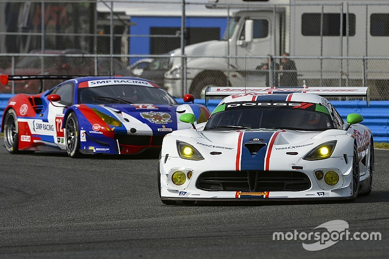 Video: Meer dan 50 prototypes en GT's testen op Daytona