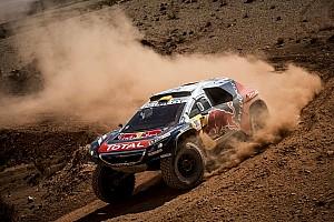 Dakar Analysis Analysis: How Peugeot has been able to dominate the Dakar