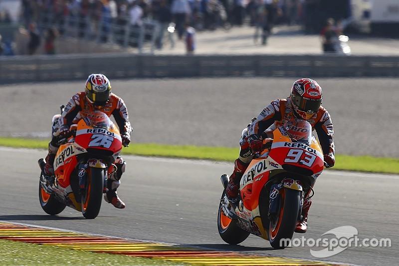 Honda plant über 2016 hinaus mit Marc Marquez und Dani Pedrosa