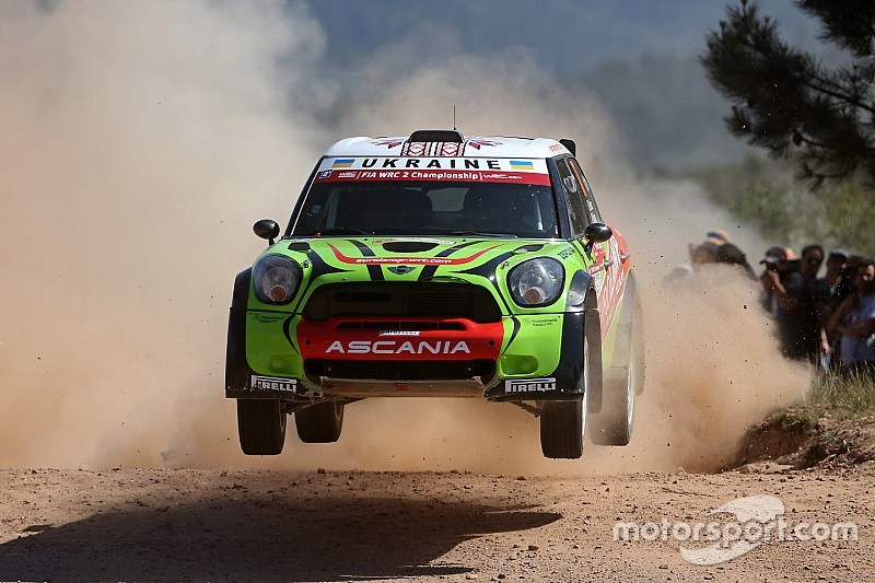 Valeriy Gorban to contest 11 WRC rounds in 2016