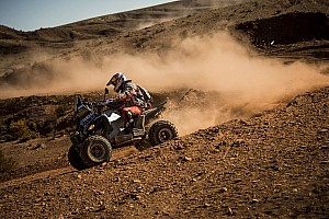 Dakar Stage report Dakar Quads, Stage 8: Patronellis swap places, extend lead over rest