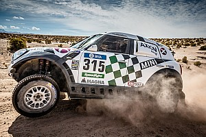 Dakar Interview Hirvonen relishes the dunes: